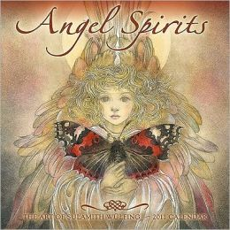 2011 Angel Spirits Wall Calendar
