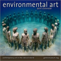 2011 Environmental Art Wall Calendar