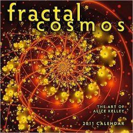 2011 Fractal Cosmos Wall Calendar