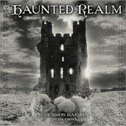 2011 Haunted Realm Wall Calendar
