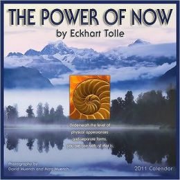 2011 Power of Now Wall Calendar