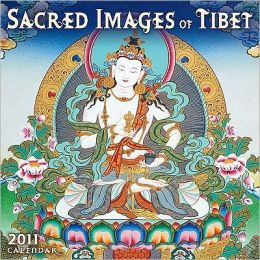 2011 Sacred Images of Tibet Wall Calendar
