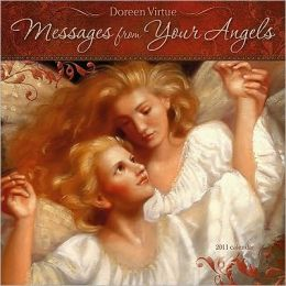 2011 Messages From Your Angels Wall Calendar