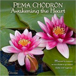 2012 Pema Chodron Mini Calendar