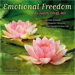 2012 Emotional Freedom Wall Calendar