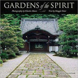 2012 Gardens of the Spirit Wall Calendar