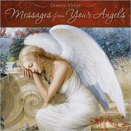 2012 Messages from Your Angels Wall Calendar