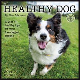 2014 Healthy Dog Wall Calendar
