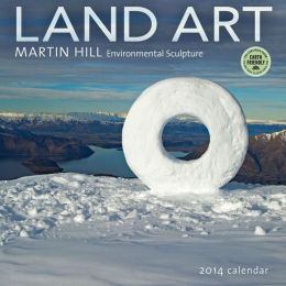 2014 Land Art Wall Calendar