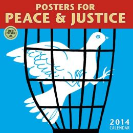 2014 Posters for Peace & Justice Wall Calendar