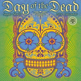 2014 Day of the Dead Wall Calendar