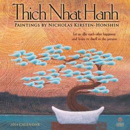 2014 Thich Nhat Hanh Mini Wall Calendar