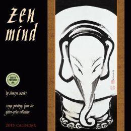 2015 Zen Mind Wall Calendar