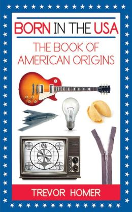 Born in the USA: The American Book of Origins