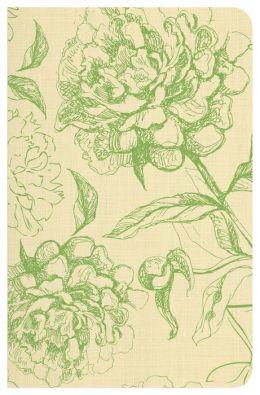 Biblia Clásica Edición Especial: Verde Floral
