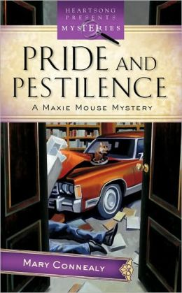 Pride and Pestilence (Maxie Mouse Mystery Series #2)