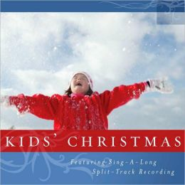 Kids Christmas - Sing-A-Long Split Track