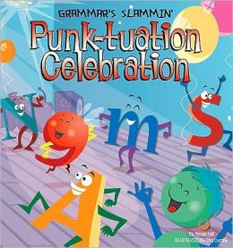 Punk-Tuation Celebration