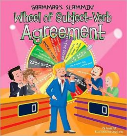 Wheel of Subject-Verb Agreement