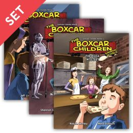 The Boxcar Children Graphic Novels, Set 2