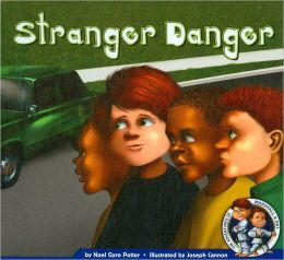 Stranger Danger (The Adventures of Marshall and Art Series)