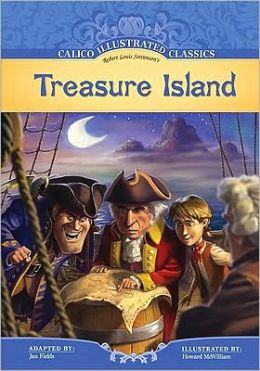 Treasure Island (Calico Illustrated Classics Series)