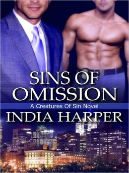 Sins Of Omission [A Creatures Of Sin Novel]