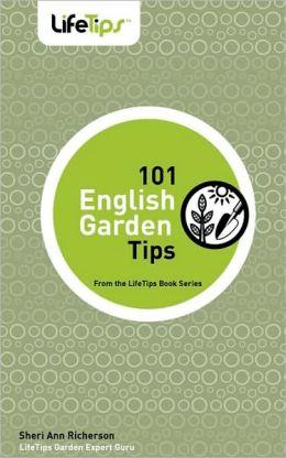 101 English Garden Tips