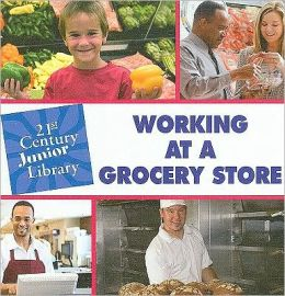 Working at a Grocery Store