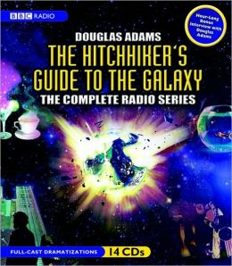 The Hitchhiker's Guide to the Galaxy: The Complete Radio Series (Box Set)