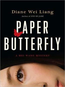 Paper Butterfly: Mei Wang Mystery Series, Book 2