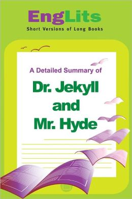 EngLits: Dr. Jekyll and Mr. Hyde