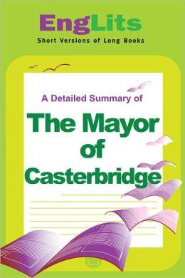EngLits: The Mayor of Casterbridge