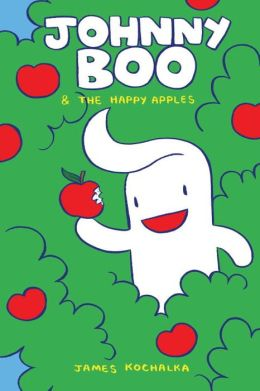 Johnny Boo, Book 3: Happy Apples