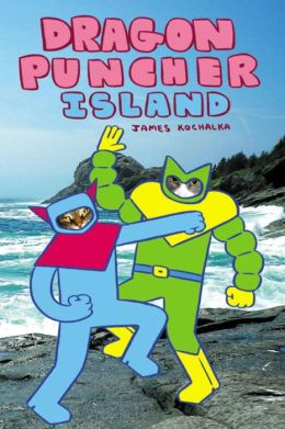 Dragon Puncher Island (Book 2)