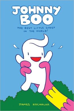 Johnny Boo, Book 1: The Best Little Ghost in the World