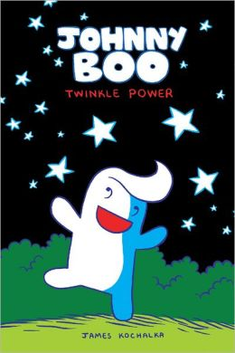 Johnny Boo, Book 2: Twinkle Power