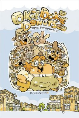 Okie Dokie Donuts (Book 1): Open for Business!