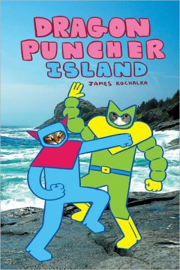 Dragon Puncher Island (Book 2)