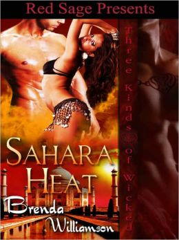 Saraha Heat: Three Kinds of Wicked Series Book 9