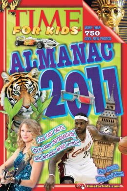 Time for Kids Almanac 2011