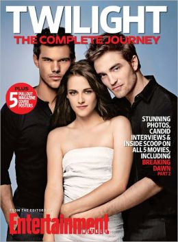 Entertainment Weekly: The Twilight Journey