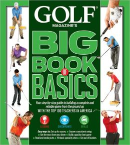 Golf Big Book of Basics (PagePerfect NOOK Book)