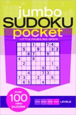 Jumbo Sudoku Pocket