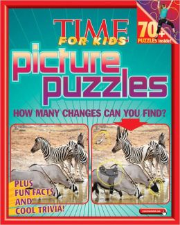 Time for Kids Picture Puzzles
