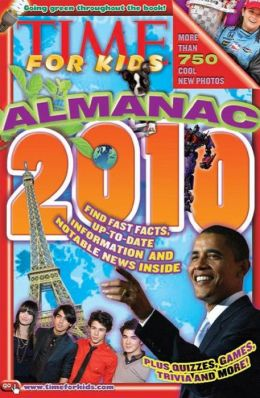 Time for Kids Almanac 2010