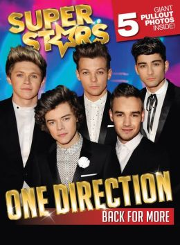 Superstars! One Direction: Back for More