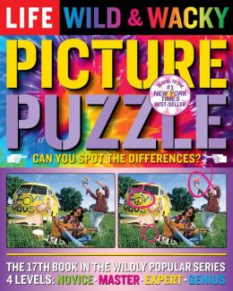 LIFE Wild & Wacky Picture Puzzle