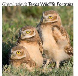 Greg Lasley's Texas Wildlife Portraits
