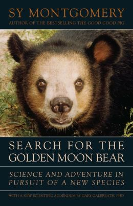 Search for the Golden Moon Bear: Science and Adventure in Pursuit of a New Species